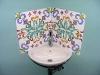 mattonelle lavabo bagno