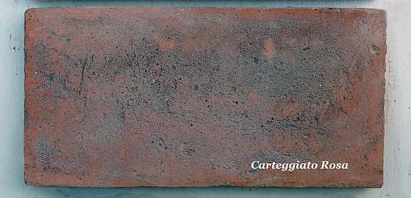 cotto rosato: carteggiato rosa