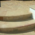 fotografia scale marciapiede