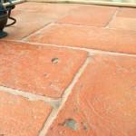 Pavimento artigianale toscano