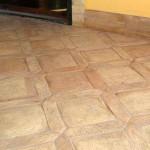 foto pavimenti rustici per interno