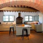 foto pavimento e rivestimento cucina