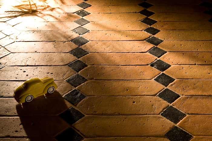 Fotografia di pavimento in cotto di alta qualità Antico Restauro